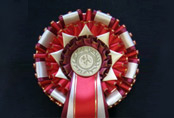 Metal Centre Rosettes